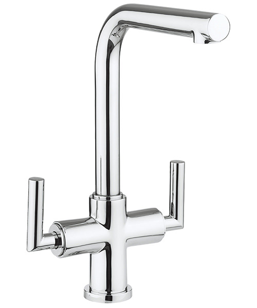 Crosswater Cucina Tropic Dual Control Kitchen Sink Mixer Tap