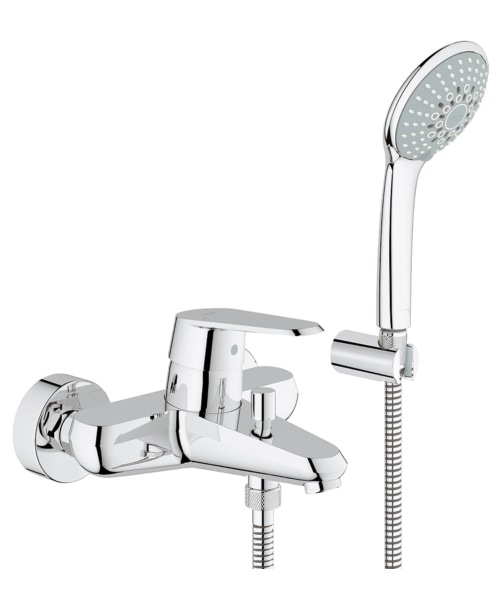 Grohe Eurodisc Cosmopolitan Single Lever Bath Shower Mixer Tap
