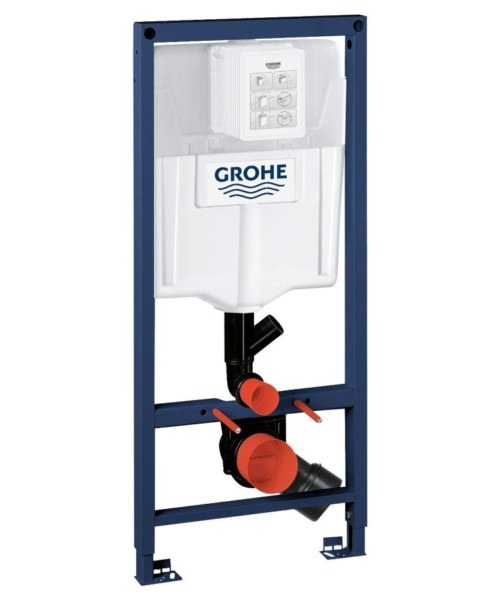 Grohe Rapid SL For WC With Flushing Cistern