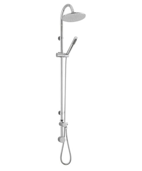 Hudson Reed Destiny Shower Kit With Concealed Outlet Elbow And Diverter