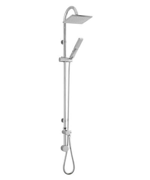 Hudson Reed Worth Shower Kit With Concealed Outlet Elbow And Diverter