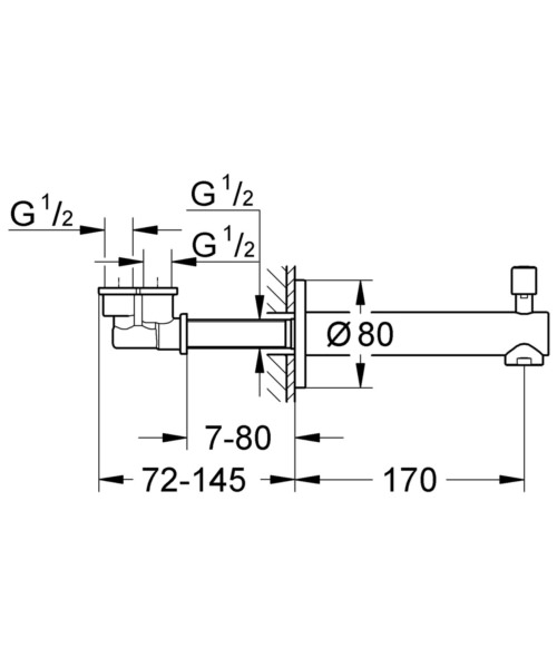 Technical drawing 51984 / 13281001