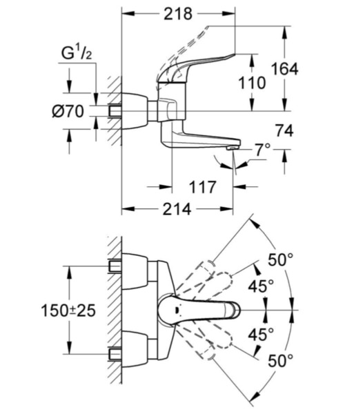 Technical drawing 51990 / 32771000