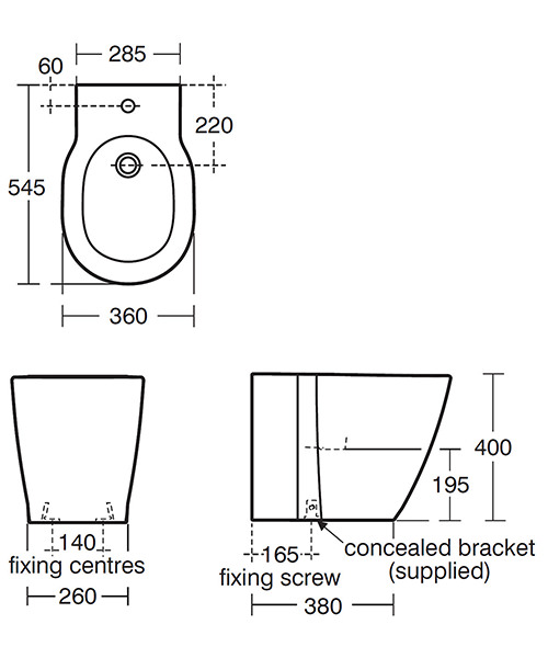 Technical drawing 37835 / E800401