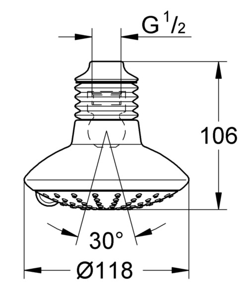 Technical drawing 51645 / 27237000