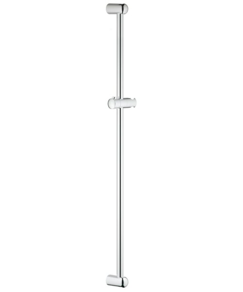 Grohe New Tempesta 900mm Shower Bar With Glider And Swivel Holder