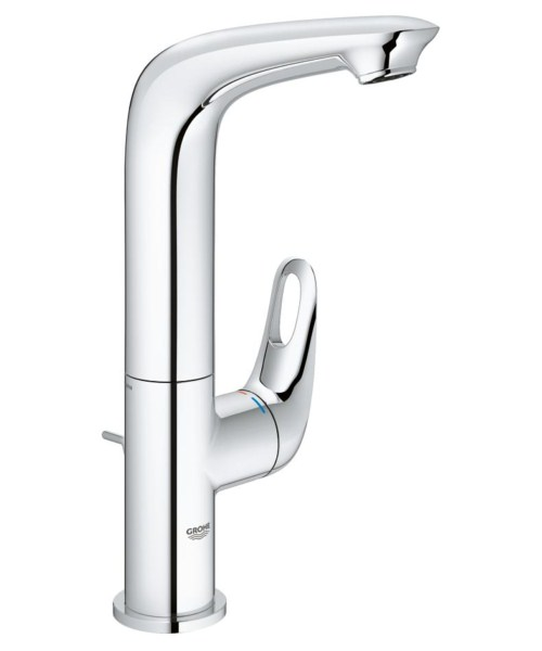 Grohe Eurostyle Single Lever L-Size Half Inch Basin Mixer Tap