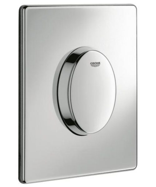 Grohe Skate Air WC Wall Plate Chrome