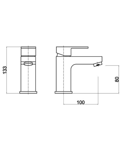 Technical drawing 53527 / PRO345
