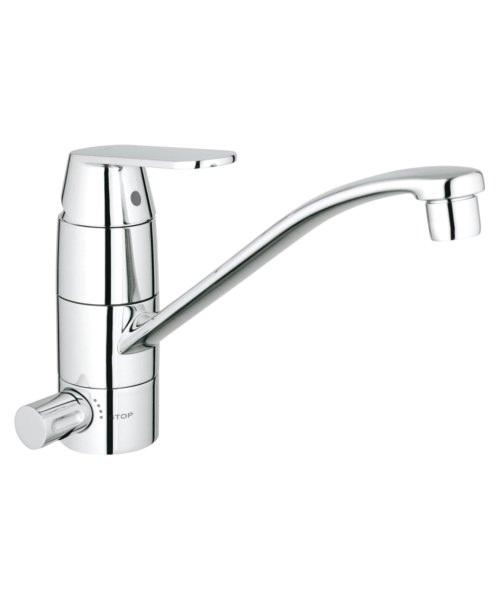 Grohe Eurosmart Cosmopolitan Single Hole Kitchen Sink Mixer Tap