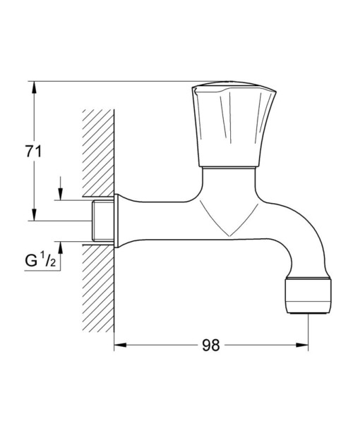 Technical drawing 54054 / 30098001