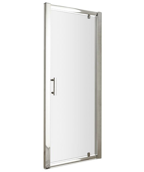 Nuie Premier Pacific 800 x 1850mm Pivot Shower Door
