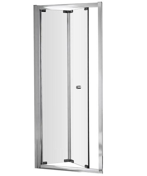 Lauren Ella 900 x 1850mm Bi-Fold Shower Door