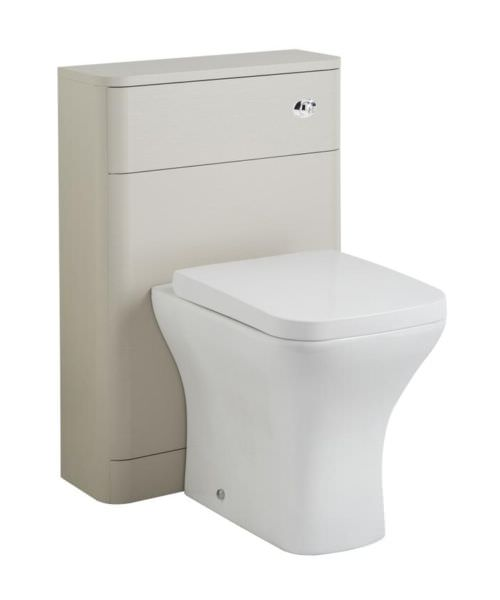 Hudson Reed Sarenna 500 x 800mm Cashmere WC Unit