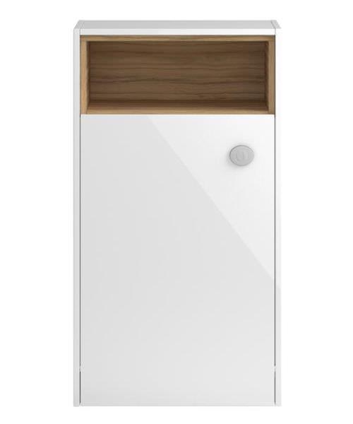 Hudson Reed Coast 600 x 225mm Open Shelf WC Unit