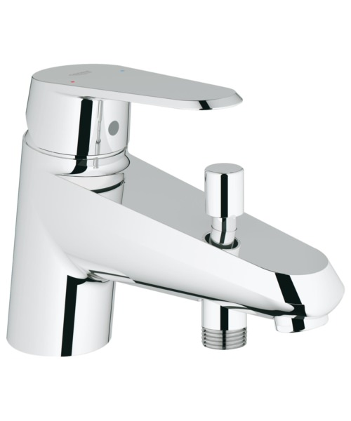 Grohe Eurodisc Cosmopolitan Half Inch Single Lever Bath Shower Mixer Tap