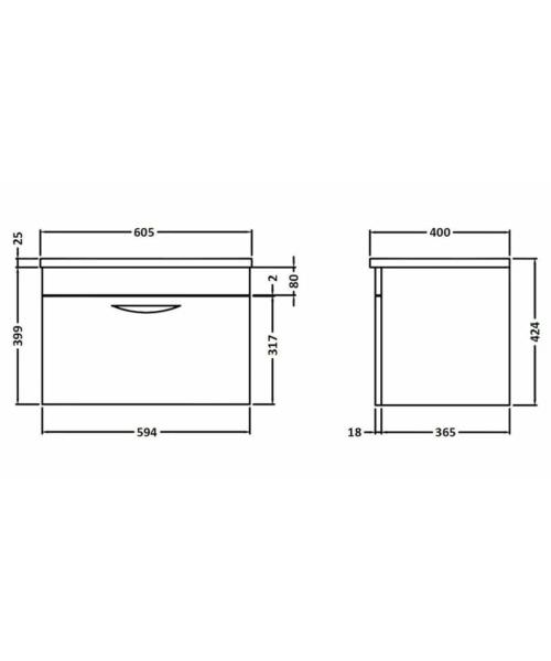 Technical drawing 53348 / FME416