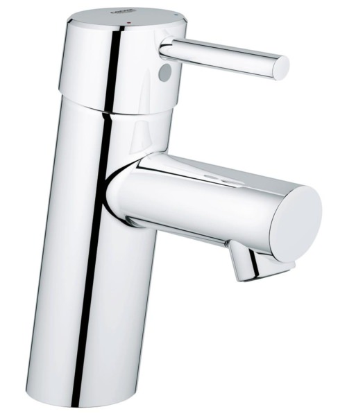 Grohe Concetto S-Size Single Hole Basin Mixer Tap