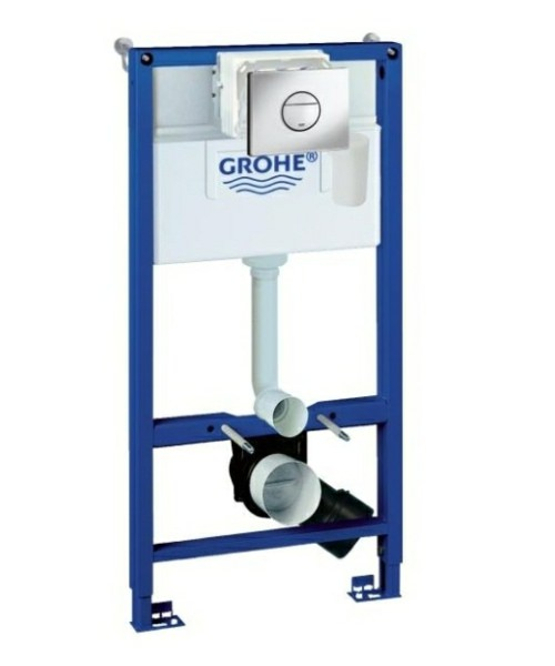 Grohe Rapid SL 4 In 1 Set For WC