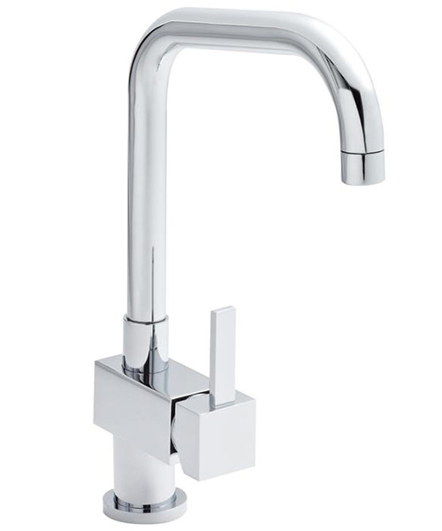 Nuie Premier Single Lever Side Action Kitchen Mixer Tap
