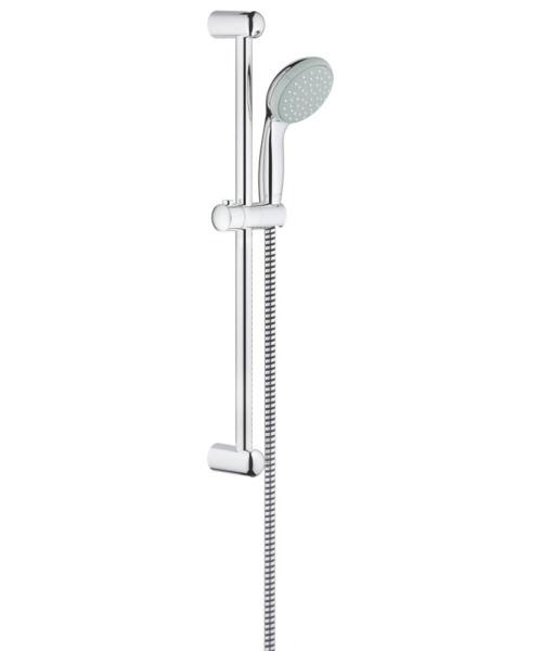 Grohe New Tempesta 100 Single Spray Shower Rail Set