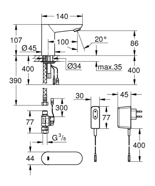 Technical drawing 51693 / 36269000