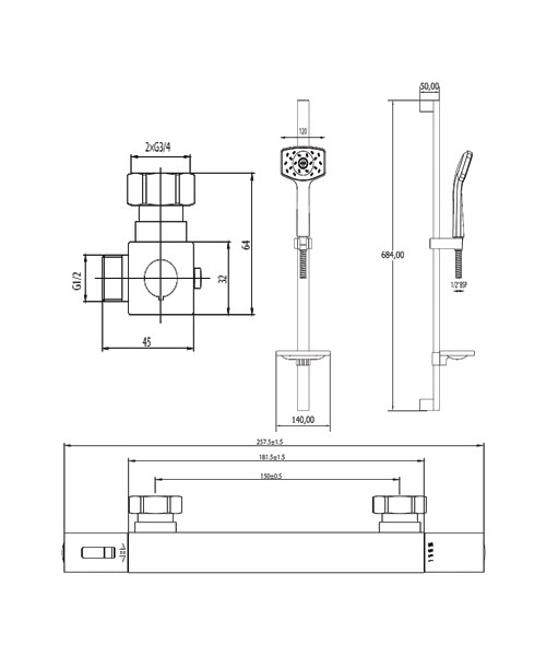 Technical drawing 41324 / WCTS