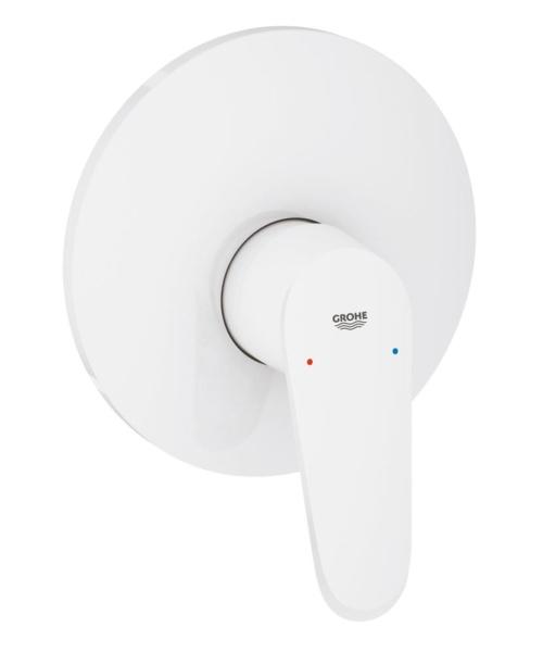 Grohe Eurodisc Cosmopolitan Single-Lever Shower Mixer Trim Moon White