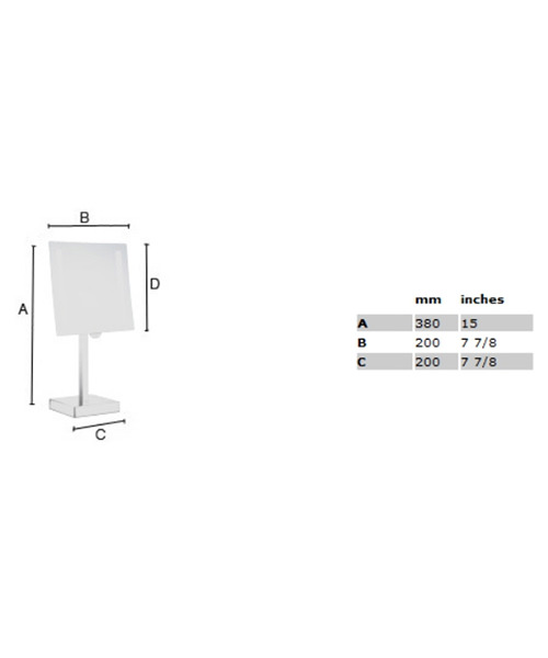 Technical drawing 50951 / FK473E