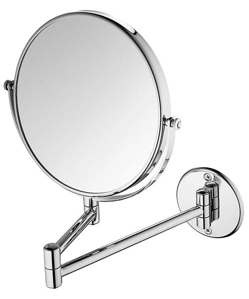 Ideal Standard IOM Shaver Mirror Chrome