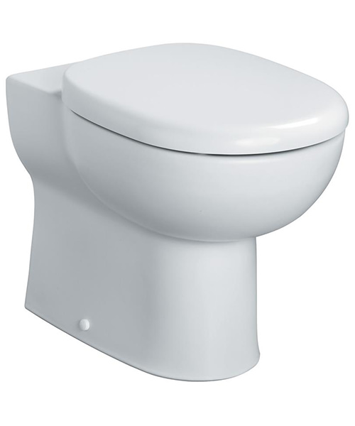 Armitage Shanks Profile 21 Back-To-Wall WC Pan 550mm