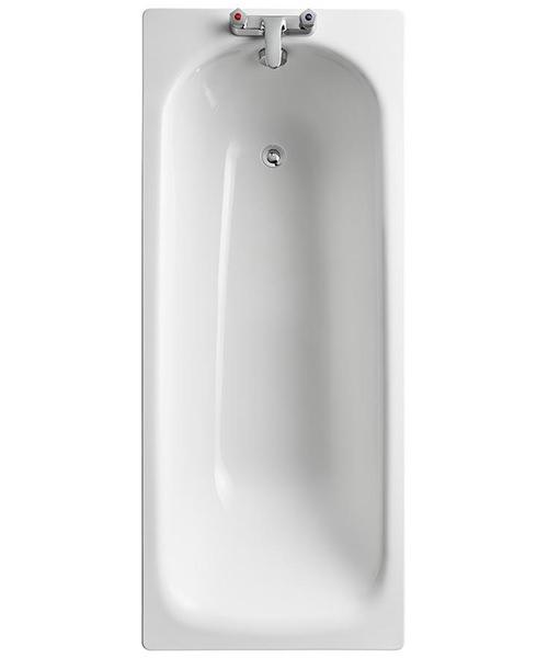 Armitage Shanks Sandringham 21 1700 x 700mm Steel Bath