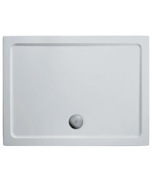 Ideal Standard Idealite Low Profile 45mm High Rectangular Flat Top Shower Tray