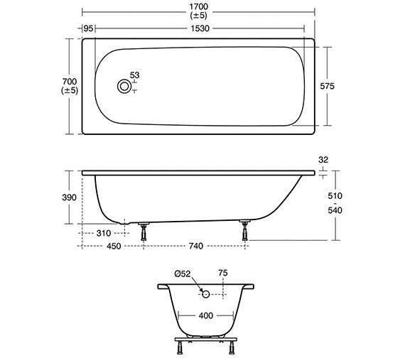 Technical drawing 37996 / S183601