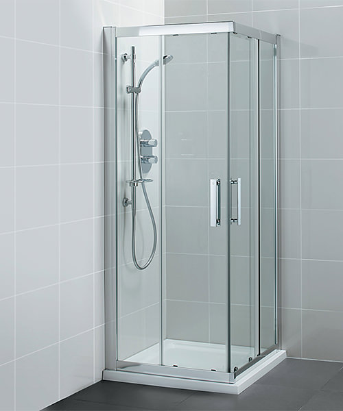 Ideal Standard Synergy 1000mm Corner Entry Shower Enclosure