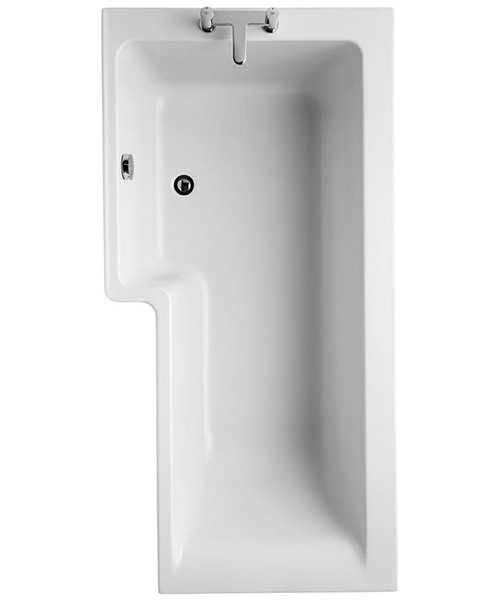 Additional image of Ideal Standard Concept Idealform Plus Square 1700mm Shower Bath