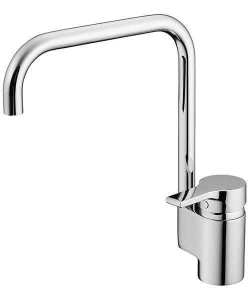 Ideal Standard Active Single Lever High Spout Sink Mixer Tap