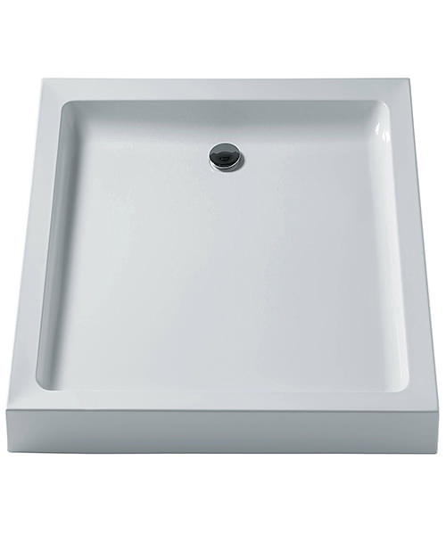 Ideal Standard Simplicity 900 x 900mm Low Profile Upstand Shower Tray