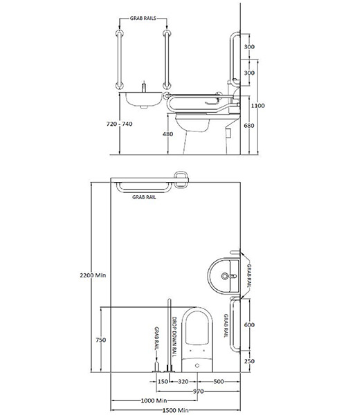 Technical drawing 21916 / DOCMP001