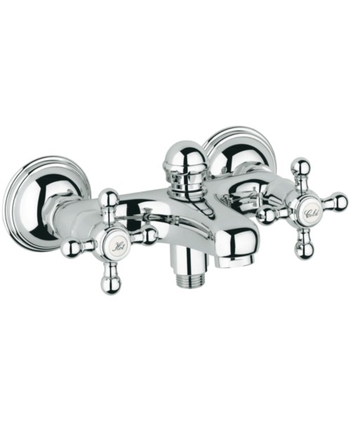 Grohe Sinfonia Wall Mounted Bath Shower Mixer Tap