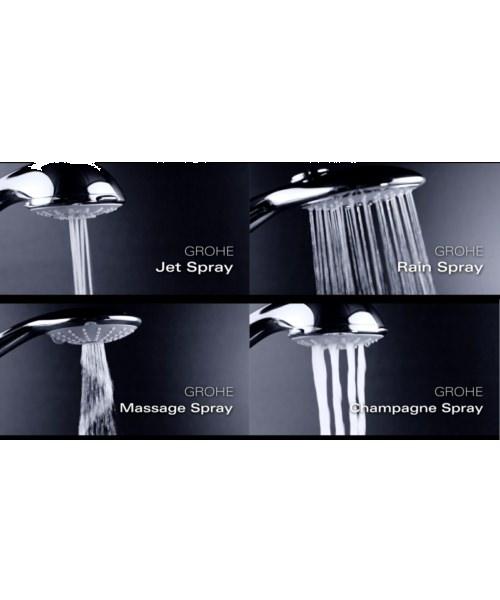 Alternate image of Grohe Relexa Rustic 100 5-Spray Hand Shower
