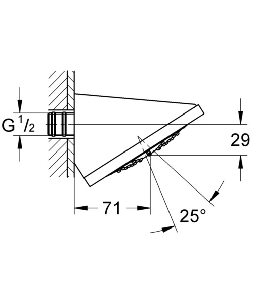 Technical drawing 50641 / 27254000