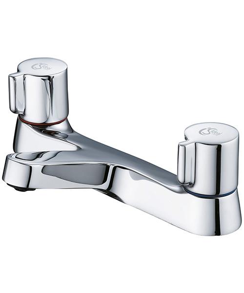 Ideal Standard Alto Dual Control Bath Filler Tap