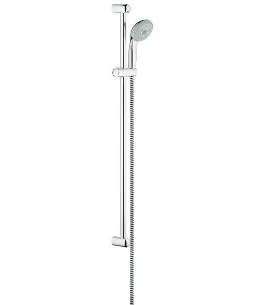 Grohe New Tempesta 100 3-Spray Shower Rail Set