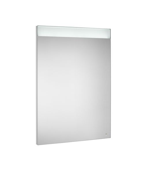 Roca Prisma Basic Mirror With Upper LED Lighting