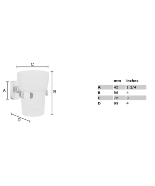 Technical drawing 50914 / OK343
