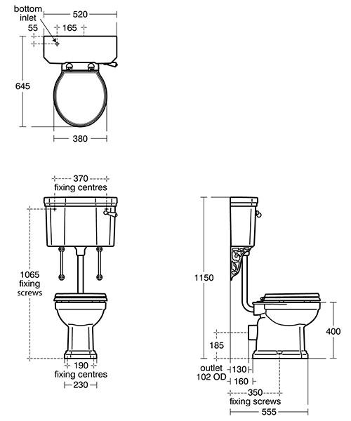 Technical drawing 28463 / U470301