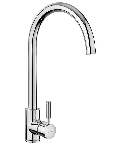 Rangemaster Aquatrend Single Lever Kitchen Sink Mixer Tap