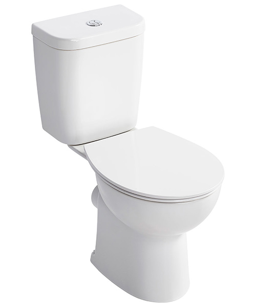 Armitage Shanks Sandringham 21 Smooth Close Coupled 685mm Toilet