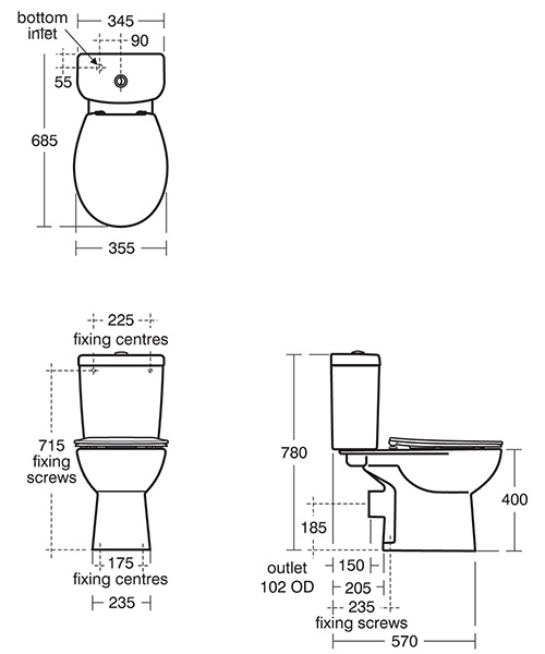 Technical drawing 47501 / E822101